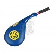Ракетка для единоборств WT Mooto Mini Single Target Mitt (синий)