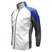 Куртка спортивная Mooto (серый/белый/синий)