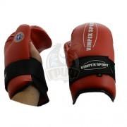 Перчатки таэквондо ITF Vimpex Sport (красный)