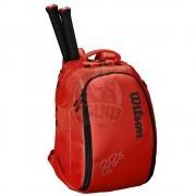 Рюкзак теннисный Wilson Federer DNA (оранжевый)