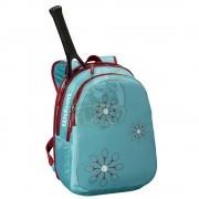Рюкзак теннисный Wilson Junior (голубой/розовый)