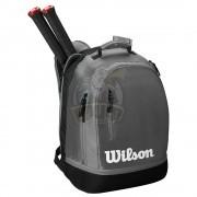 Рюкзак теннисный Wilson Team (серый/черный)