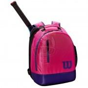 Рюкзак теннисный Wilson Youth (розовый/фиолетовый)