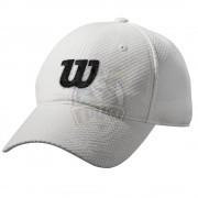 Бейсболка спортивная Wilson Summer Cap II (белый)