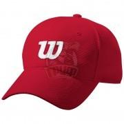 Бейсболка спортивная Wilson Summer Cap II (красный)