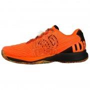 Кроссовки теннисные мужские Wilson Kaos 2.0 (оранжевый)