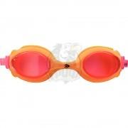 Очки для плавания подростковые Longsail Marine (красный/оранжевый)