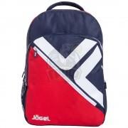 Рюкзак спортивный Jogel (красный/темно-синий/белый)