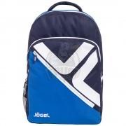 Рюкзак спортивный Jogel (темно-синий/синий/белый)