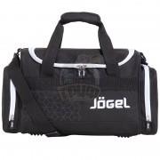 Сумка спортивная Jogel (черный/белый)