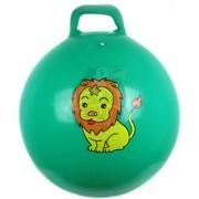 Мяч гимнастический детский с ручкой Fora 55 см
