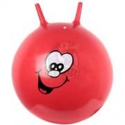 Мяч гимнастический детский с рожками Fora 55 см