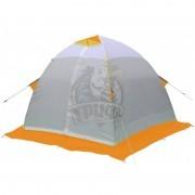 Палатка зимняя Лотос 4 Оранжевая