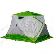 Палатка зимняя Лотос Куб 4 Лонг Компакт Термо