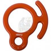 Спусковое устройство Vento Восьмерка Рогатая (красный)