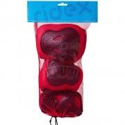 Комплект защиты Ridex Robin (красный)