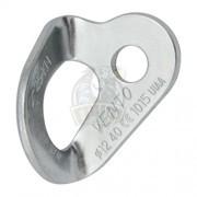 Шлямбурное ухо Vento Ø12 мм оцинковка