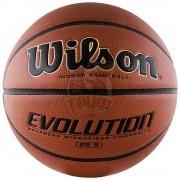 Мяч баскетбольный тренировочный Wilson Evolution Indoor №6