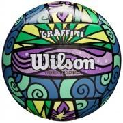 Мяч для пляжного волейбола тренировочный Wilson Graffiti