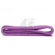 Скакалка для художественной гимнастики Amely 3 м (сиреневый)