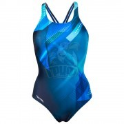 Купальник спортивный женский Colton Iceberg (синий)