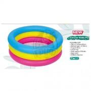 Бассейн для малышей надувной Jilong Circular Kiddy Pool (66 л)
