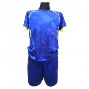 Форма футбольная детская (синий)