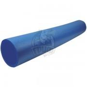 Ролик для йоги и пилатеса Artbell 90х15 см (синий)
