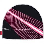 Шапочка лыжная Loeffler WC (черный/розовый)