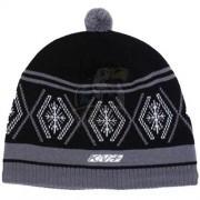 Шапочка лыжная KV+ Rapido (серый/черный)