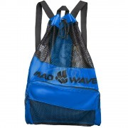 Рюкзак-мешок Mad Wave Vent Dry Bag (синий)