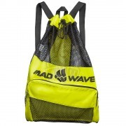 Рюкзак-мешок Mad Wave Vent Dry Bag (зеленый)