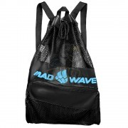 Рюкзак-мешок Mad Wave Vent Dry Bag (черный)