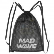 Рюкзак-мешок Mad Wave Dry Mesh Bag (черный)