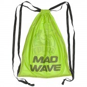 Рюкзак-мешок Mad Wave Dry Mesh Bag (зеленый)