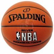 Мяч баскетбольный тренировочный Spalding Silver Indoor/Outdoor №7
