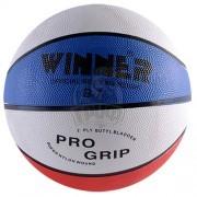 Мяч баскетбольный детский любительский Winner Tricolor №3