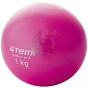 Мяч с утяжелением Atemi 1.0 кг