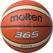 Мяч баскетбольный тренировочный Molten BGN7X Indoor/Outdoor №7