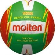 Мяч для пляжного волейбола любительский Molten V5B1500-LO