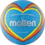 Мяч для пляжного волейбола любительский Molten V5B1501-В
