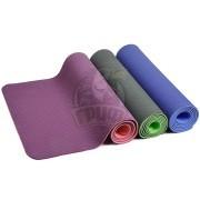 Коврик для йоги двухслойный