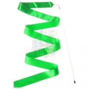 Лента гимнастическая Effea 6 м (зеленый)