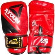 Перчатки снарядные Ayoun ПУ (красный)