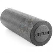 Ролик для йоги и пилатеса Kettler 45х15 см (серый)