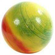 Мяч для пилатеса Arpax 20 см (радужный)