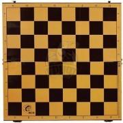 Доска шахматная пластиковая 30x30x4.2 см