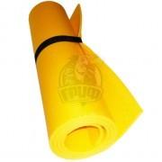 Коврик укороченный Экофлекс 6,5 мм (желтый)