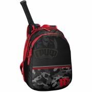 Рюкзак теннисный Wilson Junior (черный/красный)