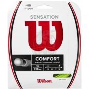 Струна теннисная Wilson Sensation Neon Green 1.30/12.2 м (зеленый)